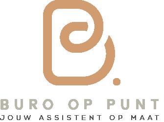 Buro Op Punt Logo